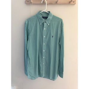Ralph Lauren medium button up